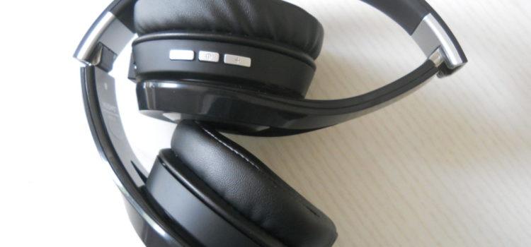 Rezension: Over Ear Kopfhörer (BT)
