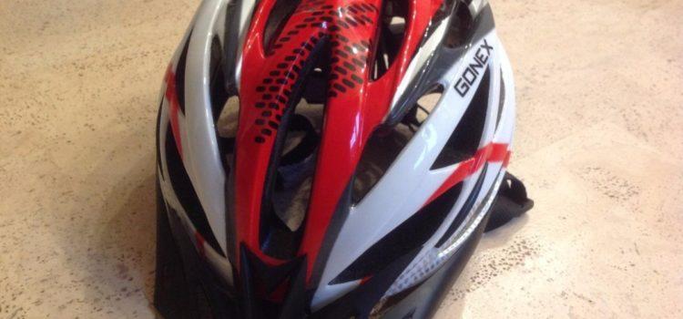 Test: Gonex BMX MTB Straßen Fahrradhelm damen und herren Radfahren Sicherheit Erwachsenen Helm