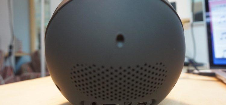 Test: Marsboy Farbe LED Design Bluetooth 4.1 Lautsprecher tragbar drahtlos mit TWS Funktion 7 Fa