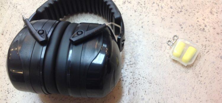 Rezension: Kapselgehörschützer SNR 35 dB, PONCTUEL ESCARGOT