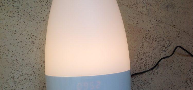 Rezension: Hangsun Lichtwecker Sonnenaufgang Wecker mit Bluetooth Lautsprecher