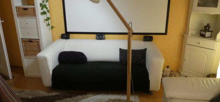 Rezension: Viugreum Stehlampe Stehleuchte Standleuchte Holz Metall, Stehlampe für Wohnzimmer und Schlafzimmer