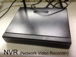 NVR Network Video Recorder des xmartO - Überwachungssystems
