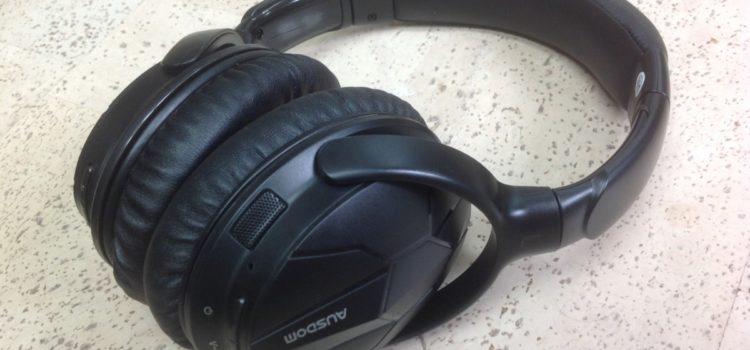 Video-Review: Meilun AUSDOM M04S Bluetooth Kopfhörer Headphone Headset NFC kabellos wireless Over Ear
