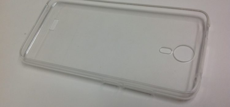 Rezension: Creev Mark V Prime Silikon Hülle (Transparent)