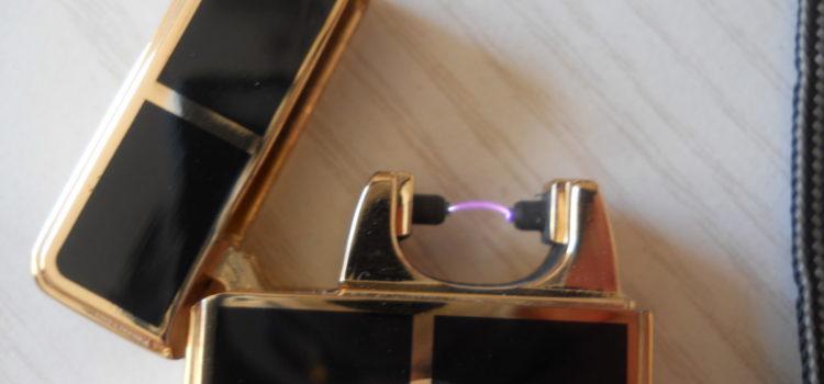 Glovion elektrisches Feuerzeug
