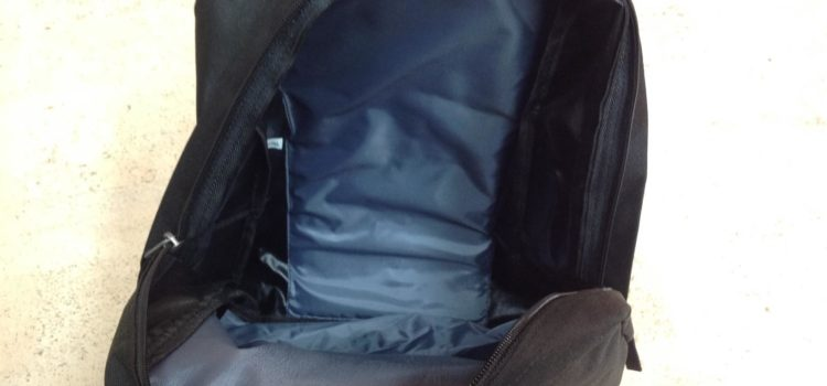 Test: Palmbag Unisex Padded Pak'R Schulrucksack Beutel Rucksack 24L