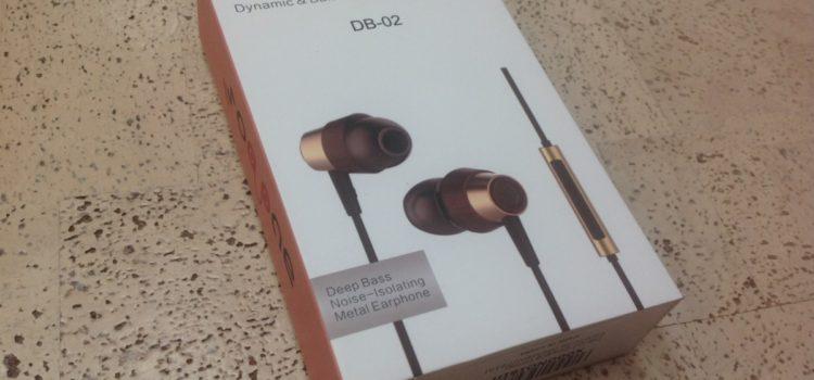 Rezension: AUDBOS Dual Driver In-Ear Earphones Ohrhörer