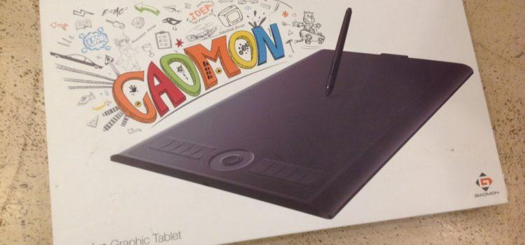 Rezension: GAOMON M10K Stift-Tablett mit Batterielosem Stift