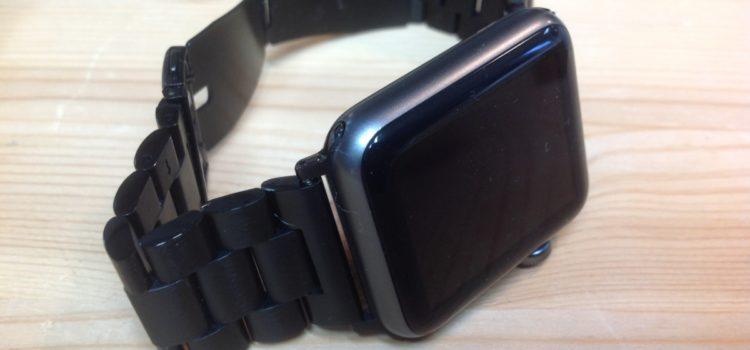 Rezension: Armband für Apple Watch, ZOETOUCH 42mm Premium Edelstahl